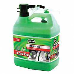 Tire Sealant, Jug with Pump, 1 gal.