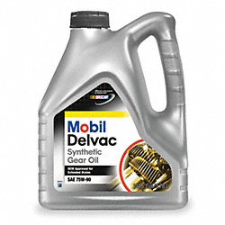 Synthetic Gear Oil, 75W 90