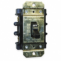 Manual Motor Switch, 50A, 600V, 3 Pole