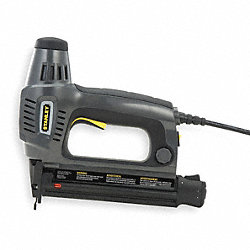 Electric Brad Nail Gun, Uses 5/8-1 1/4 In