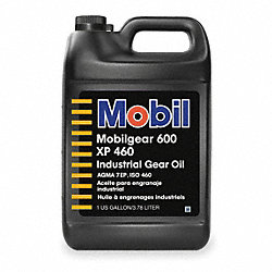Gear Oil, 600 XP 460, Size 1 Gal