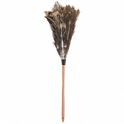 Duster, 30 In, Feather