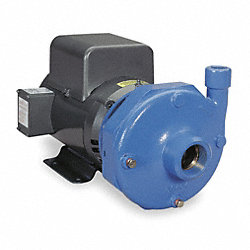 Pump, Centrifugal, CI, 20HP, 2 In x 1 1/2 In
