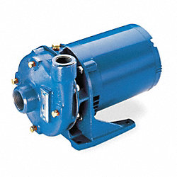 Pump, Centrifugal, 2 HP