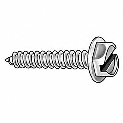 Piercing Screw, #8x1 In, Pk 1045