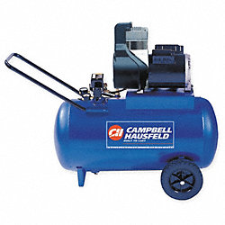 Air Compressor, 1.8 HP, 120V, 135 psi