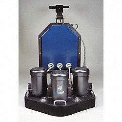 Floor Polisher, 34 In, 15HP