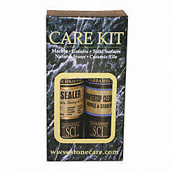 Stone Countertop Care Kit, Size 8 oz.