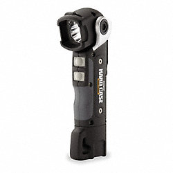 Handheld Flashlight, Swivel Head, LED