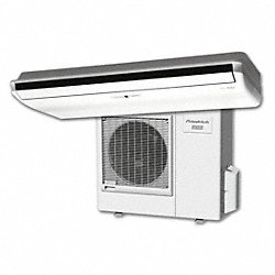 Heat Pump, Split, Ceiling, 34, 100