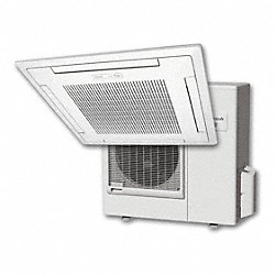 Heat Pump, Split, Ceiling, 22, 200