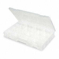 Compartment Box, Adjustable, 20 Dividers