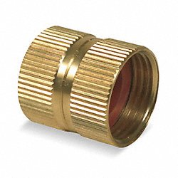 Hose To Hose Connector, Swivel, Dbl Female
