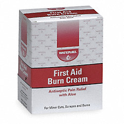 Burn Cream, 0.9 gm, Lidocaine HCL, PK 144