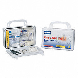 First Aid Kit, Construction, Small, 10