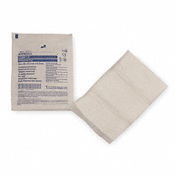 Pad, Trauma, 5 x 9 In, Cloth, PK 10