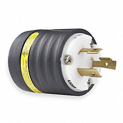 Locking Plug, 20 A AC, L5-20P
