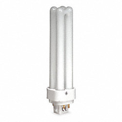 Plug-In CFL, 13W, T4, G24Q-1 (4-Pin)