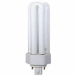 Plug-In CFL, 32W, T4, GX24Q-3 (4-Pin)