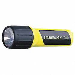 Handheld Flashlight, (4) AA, Xenon Bi-Pin