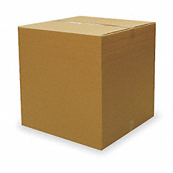 Shipping Carton, Brown, 23 In. L, 65 lb.