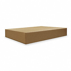 Shipping Carton, Brown, 40 In. L, 8 In. W