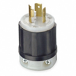 Locking Plug, Industrial, 20 A, L5-20P