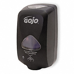 Foam Soap Dispenser, Black, Size 1200ml