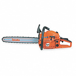 Chain Saw, Gas, 20 In. Bar, 50CC