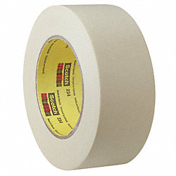 Masking Tape, Natural, 1-1/2Inx60 Yd.