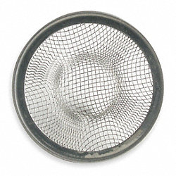 Mesh Strainer, Pipe Dia 1 1/4 In