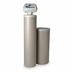 Water Softener, Service Flow Rate 15 GPM