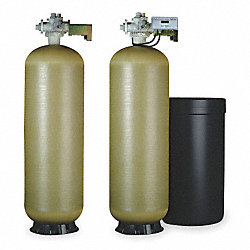 Water Softener, Service Flow Rate 140 GPM