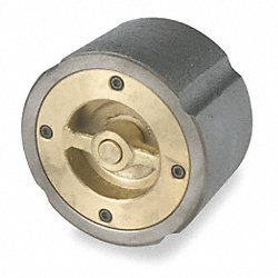 Silent Check Valve, 6 In, Flange, Iron