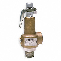 Relief Valve, 1 1/2 x 2 In, Set 150 PSI