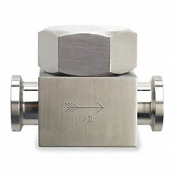 Steam Trap, Thermodynamic, 316L SS