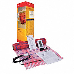 Electric Floor Warming Kit, 18-2/5 ft. L