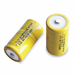 Battery, Nicad, Pk2