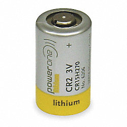 Battery, Replacement, Lithium, GasBadge Pro