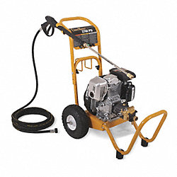 Cold Water Pressure Washer, Gas, 6 HP