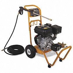 Cold Water Pressure Washer, Gas, 13.5 HP