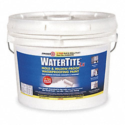 Floor Paint, 3 gal, Bright White