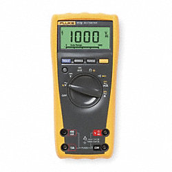 Digital Multimeter, 10A, 1000V, 50 MOhms