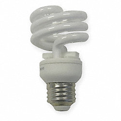 Screw-In CFL, 23W, T3, Medium