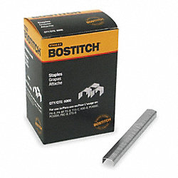 Staples, For 0.50 Wire, 3/8In, PK5000