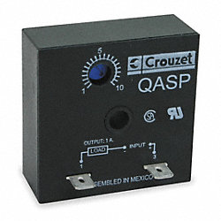 Relay, Solid State, On Delay, 60 Sec