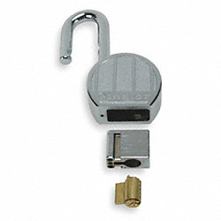 Padlock, Different Key