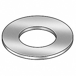 Disc Spring, Belleville, Steel, 1.250 In