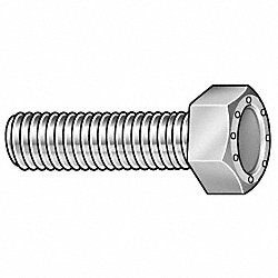 Hex Cap Screw, 1/2-13 x 1 3/4, PK 50