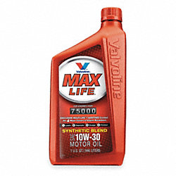 Maxlife, Synthetic Blend, 10W30, 1 Qt
